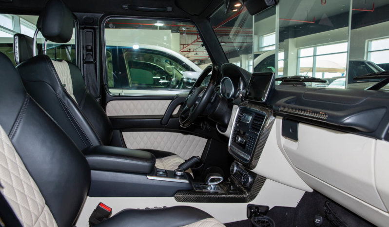 Used Mercedes-benz G-63-amg 2015