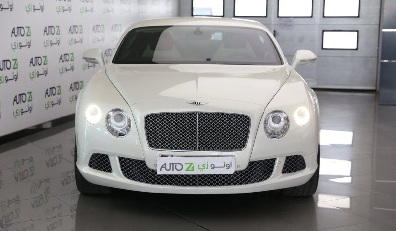 Used Bentley Continental-gt 2014
