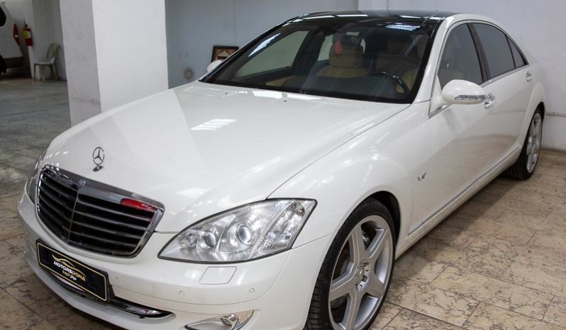 Used Mercedes-benz S-class-coupe 2009