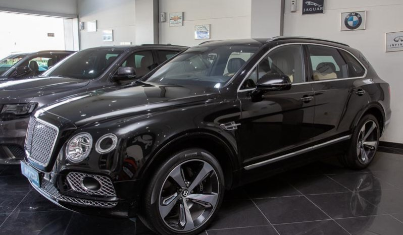 Used Bentley Bentayga 2018