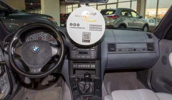 Used Bmw 3-serie-model 1998