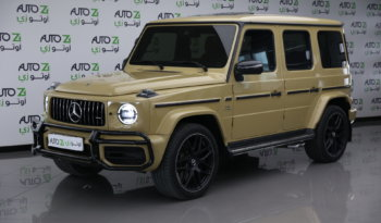 Used Mercedes-benz G-63-amg 2019