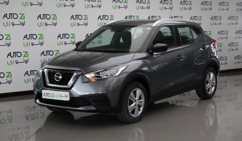 Used Nissan Kicks 2018